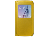 Samsung S View Cover Cover Giallo