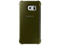 Samsung Clear View Cover Cover Oro