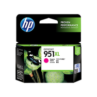 HP 951XL High Yield Magenta Original Ink Cartridge cartuccia d