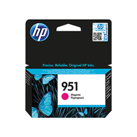 HP 951 Magenta Original Ink Cartridge cartuccia d