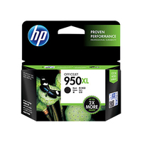 HP 950XL High Yield Black Original Ink Cartridge cartuccia d