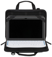 "Targus 13.3"" Rugged Work-in Chromebook Case 13.3"" Valigetta ventiquattrore Nero"