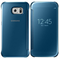 Samsung Clear View Cover Cover Blu