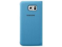 CUSTODIA PER SAMSUNG GALAXY S6 G920 FLIP PATRICK EXCE-S6B BLUE