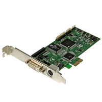 StarTech.com Scheda Acquisizione Video Grabber PCIe / Cattura video interna USB 3.0 - HDMI / DVI / VGA / Component HD - 1080p 60fps