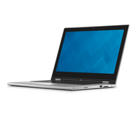 "DELL Inspiron 13 7347 1.7GHz i5-4210U 13.3"" 1366 x 768Pixel Touch screen Nero, Argento Ibrido (2 in 1)"
