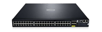 DELL Force10 S60 Managed network switch L3 Gigabit Ethernet (10/100/1000) 1U Nero