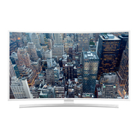 "Samsung UE55JU6580U 55"" 4K Ultra HD Smart TV Wi-Fi Bianco LED TV"