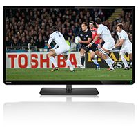 "Toshiba 32E2533DG 32"" HD Nero LED TV"
