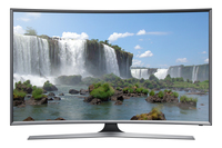 "Samsung UE48J6300AW 48"" Full HD Smart TV Wi-Fi Nero, Argento LED TV"