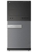 DELL OptiPlex 7020 3.6GHz i3-4160 Mini Tower Nero PC