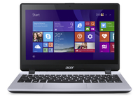 "Acer Aspire V3-112P-C7NC 2.16GHz N2840 11.6"" 1366 x 768Pixel Touch screen Argento Computer portatile"