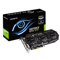 Gigabyte GV-N970WF3-4GD GeForce GTX 970 4GB scheda video