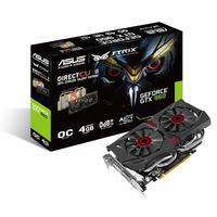 ASUS STRIX-GTX960-DC2OC-4GD5 GeForce GTX 960 4GB GDDR5