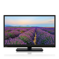 "Toshiba 24D1533DG 24"" HD Nero LED TV"