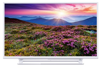"Toshiba 40L1534DG 40"" Full HD Bianco LED TV"