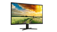 "Acer G7 G257HU smidpx 25"" Wide Quad HD IPS Nero monitor piatto per PC"