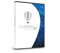 Corel CorelDRAW Technical Suite X7, EDU