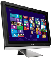 "ASUS ET ET2311INTH-BG004Q 3.1GHz i7-4770S 23"" 1920 x 1080Pixel Touch screen Nero, Argento PC All-in-one"