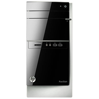 HP Pavilion 500-534nl 3.5GHz A8-6500 Microtorre Nero PC