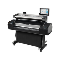 HP Designjet HD Pro MFP with Encrypted Hard Disk multifunzione