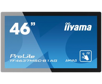 "iiyama ProLite TF4637MSC-B1AG Digital signage flat panel 46"" LED Full HD Nero"