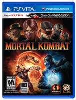 Sony Mortal Kombat, PS Vita PlayStation Vita videogioco