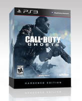 Sony Call of Duty: Ghosts Hardened Edition, PlayStation 3 Base+DLC PlayStation 3 videogioco