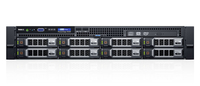 DELL PowerEdge R530 1.6GHz E5-2603V3 495W Armadio (2U) server