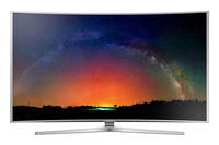 "Samsung UE48JS9080Q 48"" 4K Ultra HD Compatibilità 3D Smart TV Wi-Fi Argento LED TV"