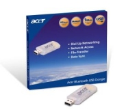 Acer Adapter Bluetooth Mini USB f PC 100m 2Mbit/s scheda di rete e adattatore