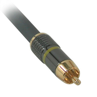 C2G 150ft SonicWaveT RCA Type Composite Video Cable 45.72m RCA Nero cavo video composito