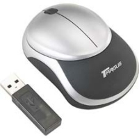 Targus Notebook Stow-N-Go Mouse RF Wireless Ottico mouse