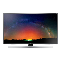 "Samsung UE48JS8500L 48"" 4K Ultra HD Compatibilità 3D Smart TV Wi-Fi Nero, Argento LED TV"