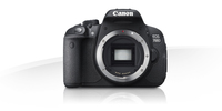 Canon EOS 700D + 40mm IS STM Kit fotocamere SLR 18MP CMOS 5184 x 3456Pixel Nero