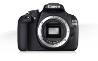 Canon EOS 1200D + EF-S 17-85mm f/4-5.6 IS USM Kit fotocamere SLR 18MP CMOS 5184 x 3456Pixel Nero