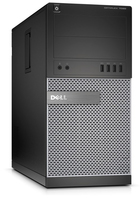 DELL OptiPlex 7020 MT 3.6GHz i7-4790 Mini Tower Nero, Argento PC