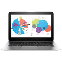 "HP EliteBook Folio 1020 G1 1.2GHz M-5Y71 12.5"" 2560 x 1440Pixel Touch screen Argento Computer portatile"