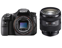 Sony a58 + DT 16-50mm F2.8 SSM Kit fotocamere SLR 20.1MP CMOS 5456 x 3632Pixel Nero