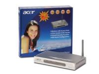 Acer DSL Router Built-in Access Point (IEEE 802.11g 54Mbit/s up to 50m router wireless