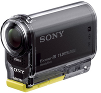 "Sony HDR-AS20 11.9MP Full HD 1/2.3"" CMOS Wi-Fi fotocamera per sport d"
