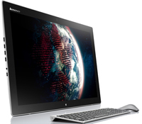 "Lenovo IdeaCentre Horizon 2 1.7GHz i5-4210U 27"" 1920 x 1080Pixel Touch screen Grigio, Argento PC All-in-one"