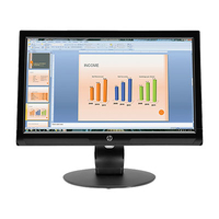 HP V203hz 19.45-inch LED Backlit Monitor monitor piatto per PC