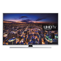 "Samsung UE55JU7000T 55"" 4K Ultra HD Compatibilità 3D Smart TV Wi-Fi Metallico LED TV"