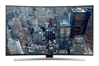 "Samsung UE55JU6770U 55"" 4K Ultra HD Smart TV Wi-Fi Metallico, Argento LED TV"