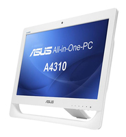 "ASUS A A4310-W036M 2.7GHz G3240T 20"" 1600 x 900Pixel Bianco PC All-in-one All-in-One PC"