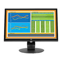 HP V223hz 21.5-inch LED Backlit Monitor monitor piatto per PC