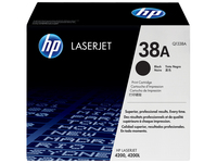 HP 38A Black Original LaserJet Toner Cartridge Laser cartridge 12000pagine Nero