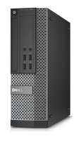 DELL OptiPlex 7020 3.6GHz i3-4160 SFF Nero, Argento PC