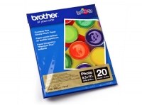 Brother Letter-size Glossy Photo Paper carta fotografica